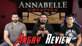 Annabelle: Creation Angry Movie Review