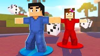 UM TABULEIRO DE MINECRAFT! - Makers Party (Minecraft 1.11)