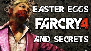 Far Cry 4 All Easter Eggs And Secrets