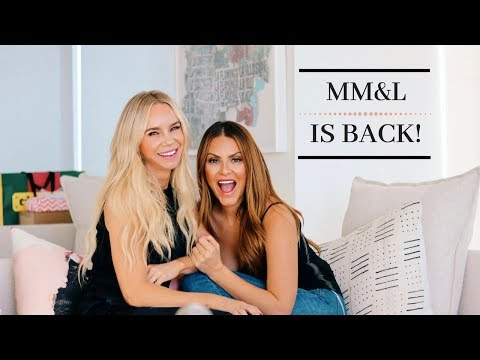 THE MM&L SHOW IS BACK  Catching up with Michelle & Laura