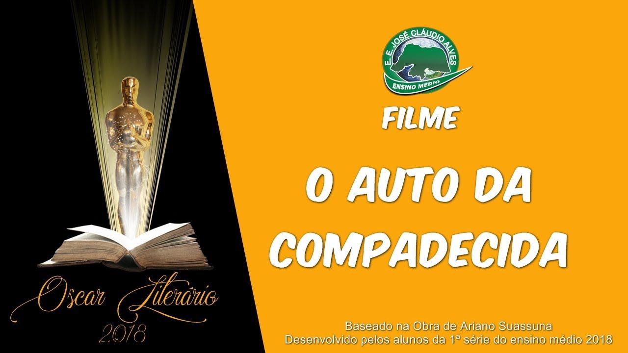 Oscar Literário 2018 | Filme: O Auto da Compadecida | 1ª Série