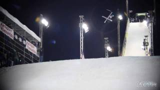 Denver Big Air night one, Skiing (2011)