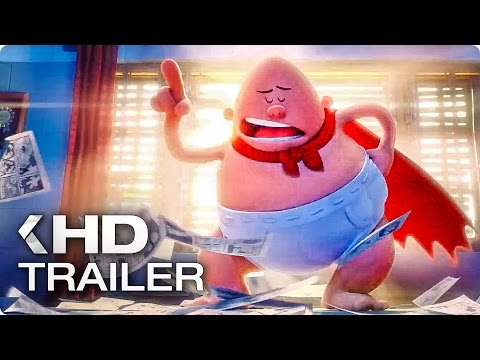 Thumbnail: CAPTAIN UNDERPANTS: The First Epic Movie Clip & Trailer (2017)
