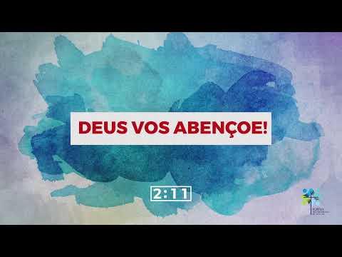 CULTO DE ORAÇÃO - 11/08/2020
