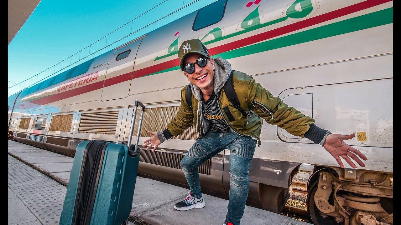 "#24FOR24 - VLOG 138 - REVIEW ""ALBORAQ"" TRAIN  -  تقييم لخدمة القطار السريع البراق"