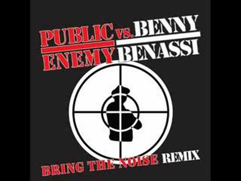 Public Enemy vs Benny Benassi  Bring the noise