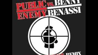Public Enemy vs Benny Benassi - Bring the noise