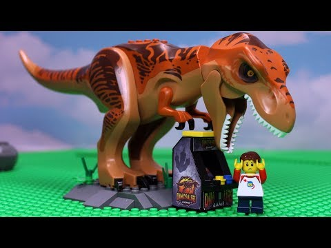 LEGO JURASSIC WORLD ARCADE