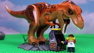 LEGO JURASSIC WORLD ARCADE