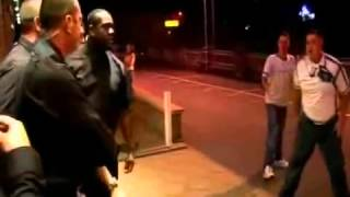 Repeat youtube video bouncers fight and bash people