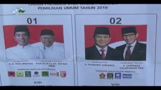 Prabowo - Sandi Unggul Sementara Di Banten