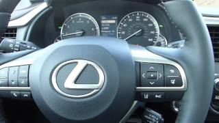2016 Lexus Lane Keep Assist