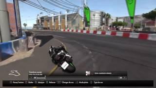 DRIVECLUB Time Trial iquique02 rev Kawasaki Ninja H2 1st World Record[HARD SKILLZ!!!]