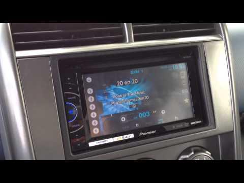 Repeat How To Fix No Sirius Audio Error on Pioneer AVH