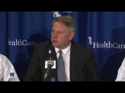 LIVE: UK HealthCare Begins Pediatric Heart Surgery Program in Partnership with Cincinnati Children's