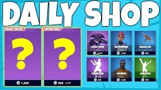 Fortnite NEW ITEM SHOP DAILY and FEATURED ITEMS Fortnite Battle Royale June 29