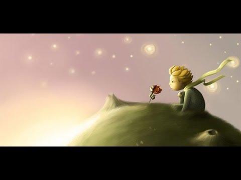 Il Piccolo Principe e la Rosa dialogo sull'amore.