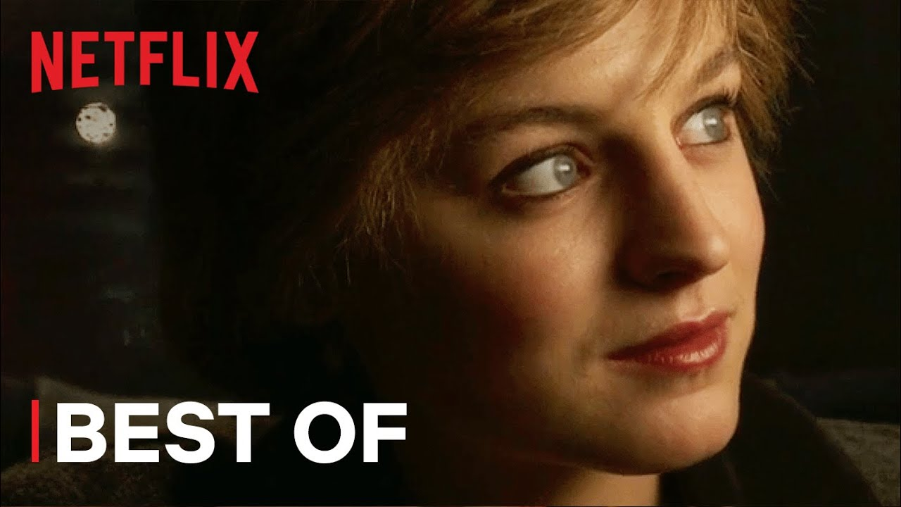 Princess Diana's Sweetest Moments in The Crown | Netflix