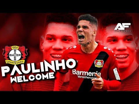 Paulinho 2018  • Welcome to Bayer Leverkusen • Amazing Skills & Goals • HD