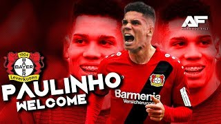 Paulinho 2018  • Welcome to Bayer Leverkusen • Amazing Skills & Goals • HD
