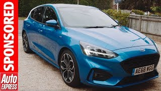 New Ford Focus: Still The Family Favourite (Sponsored)