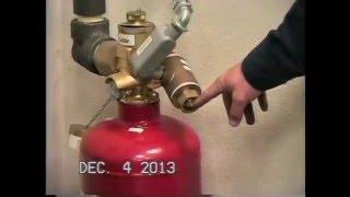 T-Plant Server Room Fire Suppression Training