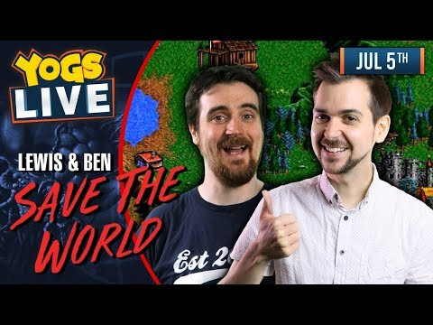 Heroes Of Might & Magic! - Lewis & Ben Save The World! - 5th July 2018
