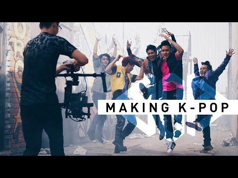 BgA - 'Dong Saya Dae' Official Making of Video