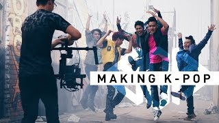 BgA - Making a K-Pop Video (Official Behind the Scenes)