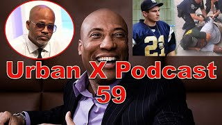 Urban X Podcast 059: Byron Allen sues Comcast, NYPD fires officer, Dame Dash speaks on Hov