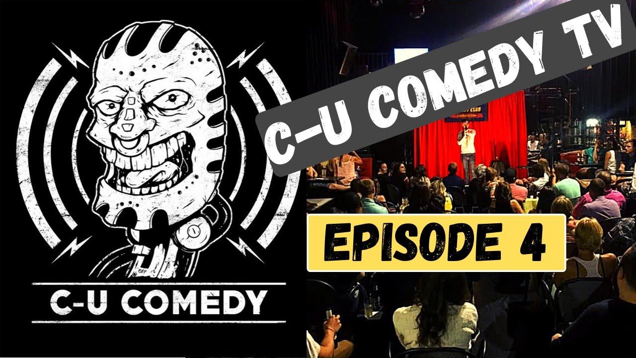 C-U Comedy TV - Episode 4