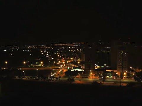 Eixo Monumental Brasilia Time-lapse