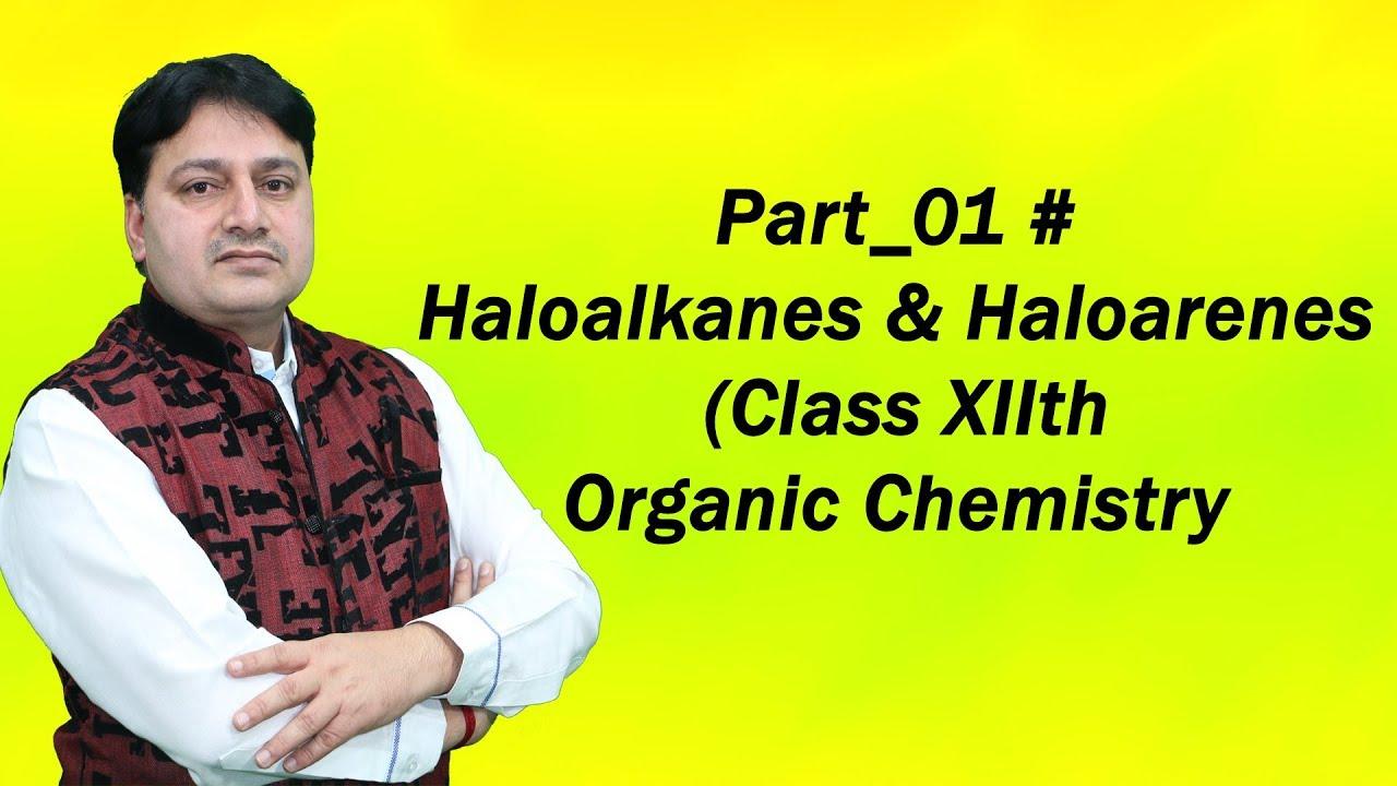 Haloalkanes And Haloarenes Class 12 Notes Pdf