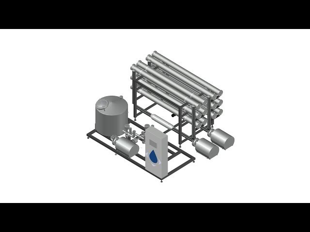 SD Filtration - Membrane filtration for the dairy industry