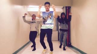 Ronnie Alonte Chill Dance Challenge