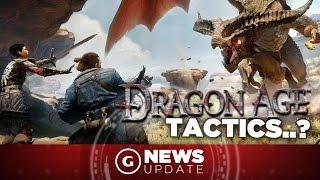 BioWare Teases 'Dragon Age Tactics' - GS News Update