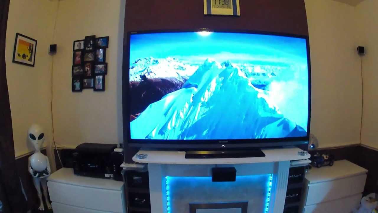 Home Theater Setup 6.1 Pioneer & Jamo - YouTube