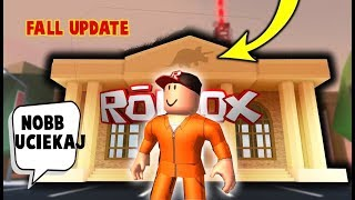 NEW MAPA🍁 NOOB finally ROBBED a Museum (ROBLOX JAILBREAK)