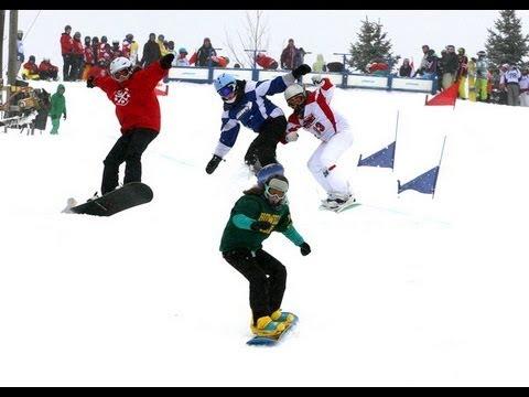 MHSSA SBX Championships 2013 - @ Alpine Valley, White Lake, Michigan