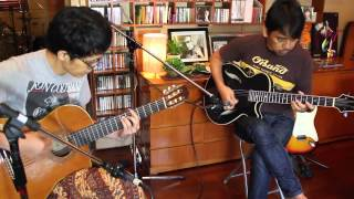 "Dewa Budjana & Tohpati : just play ""dan"""