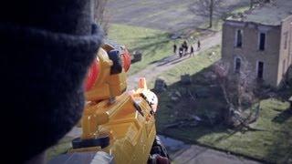 Nerf War - The Ambush HD