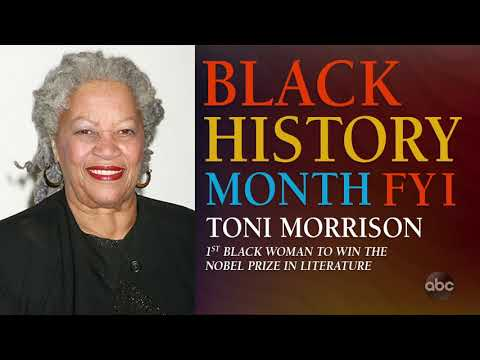 Black History Month FYI: Toni Morrison | The View