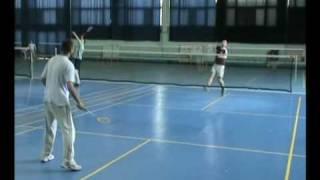 Dejan&sinisa Badminton