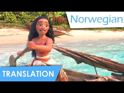 How far I'll go (Norwegian) Subs + Trans