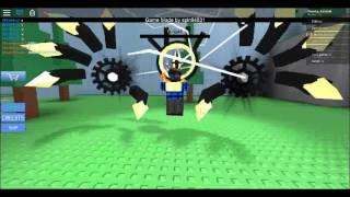 Some Roblox Script Fighting Game Play! Pt. 1