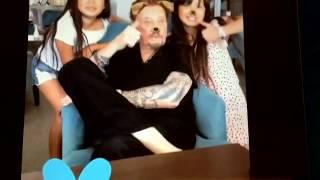 Jul 16, 2017  JOHNNY HALLYDAY avec ses enfants jouent aux milles bornes