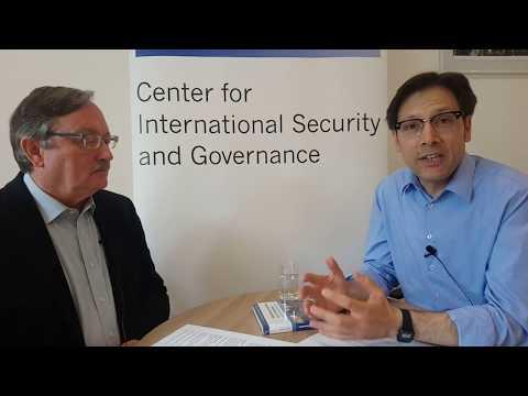 CISG-Podcast: June 2017 - Future of the Liberal World Order - Prof. James Bindenagel