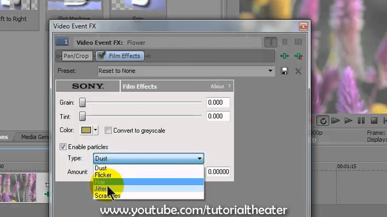 sony vegas pro 14 how to make a commentary
