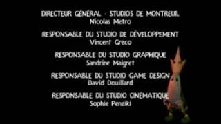 [Rayman 3] Crédits