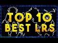 THE TOP 10 BEST LRs! RANKING EVERY SUMMONABLE LR IN DOKKAN! (DBZ: Dokkan Battle)